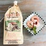 Brad's Famous Cheesy Shrimp & Grits