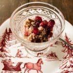 Easy Cranberry & Apple Bake Recipe