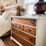 3 Step Furniture Makeover - Flea Market Flip