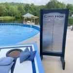 Corn Hole Game DIY Scoreboard