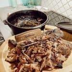 Brad's Pulled Pork Recipe - Cast Iron Dutch Oven